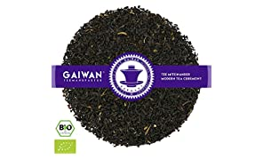 "Núm. 1147: Té negro orgánico ""Assam Kopili River Gold Peak GBOP"" - hojas sueltas ecológico - 250 g - GAIWAN® GERMANY - té negro de la agricultura ecológica en la India"