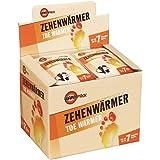 Warmpack Zehenwärmer | Schuh Wärmepads für kalte Temperaturen | Toe warmer | Angenehm weiche Fußwärmer | 7 Stunden lang 38°C | 40er Pack