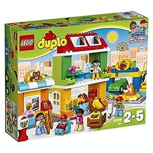 LEGO Duplo 10836 - Town Grande Piazza in Città