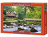 Watersmeet, National Park, England, 1000 Piece by Castorland Puzzles