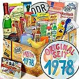 Original 1978 / DDR Geschenkset 24er Allerlei / Geschenke zum Geburtstag