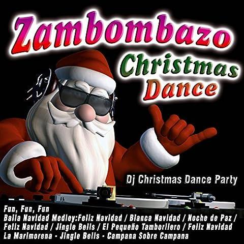 Baila Navidad Medley: Feliz Navidad / Blanca Navidad / Noche de Paz / Feliz Navidad / Jingle Bells / El Pequeño Tamborilero / Feliz