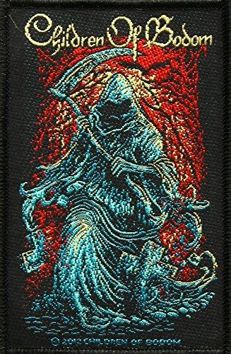 Children Of Bodom-Toppa * Reaper *-Patch