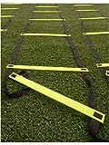 RHINOS sports Koordinationsleiter 4 Meter inkl. Tragetasche - 3