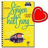 Singen hält jung 100 Volkslieder und Schlager - Stephan Schmidt / Anne Terzibaschitsch - Verlag Edition DUX - Verlags Nr.: D858 - ISBN: 9783868492491 Noten mit ❤ Notenklammer