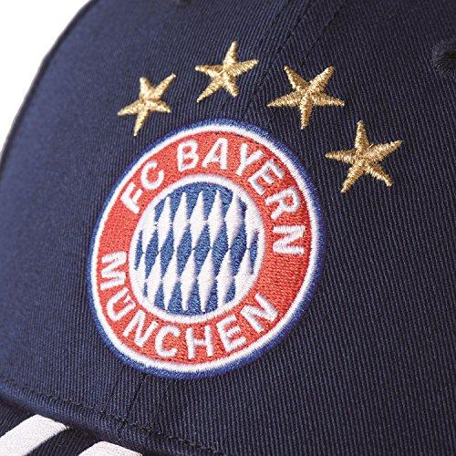 Adidas FCB 3S CAP FC Bayern München XXL blau