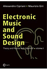Electronic Music and Sound Design - Theory and Practice with Max/MSP - volume 1 Paperback
