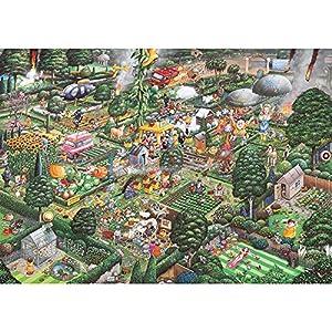 Gibsons Games - Puzzle con marco, 1000 piezas (G811)