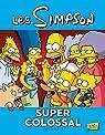Les Simpson - Super colossal, Tome 2 : par Groening