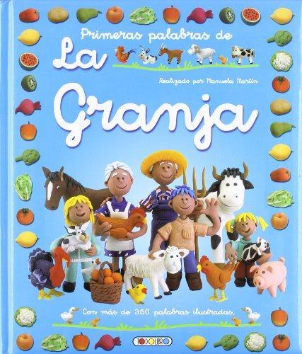 Primeras palabras de la granja (Cosas de niños) por Equipo Todolibro