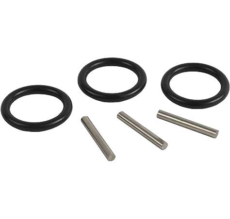 """5 x Makita 134833-2 1//2/"""" 21mm Scaffolders Socket 52mm QTY 5 Pin /& O-Ring"""