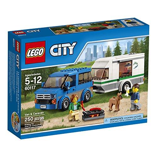 Lego City - 60117 - Furgone e Caravan
