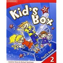 Kid's Box 2 Pupil's Book: Level 2 - 9780521688079
