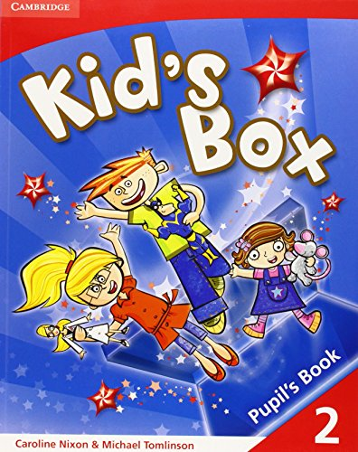 Kid's Box 2 Pupil's Book: Level 2-9780521688079