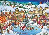 Ravensburger 15790 - Weihnachtsabend, 1000 Teile Puzzle