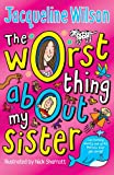 Best Sister  Book - The Worst Thing About My Sister Review