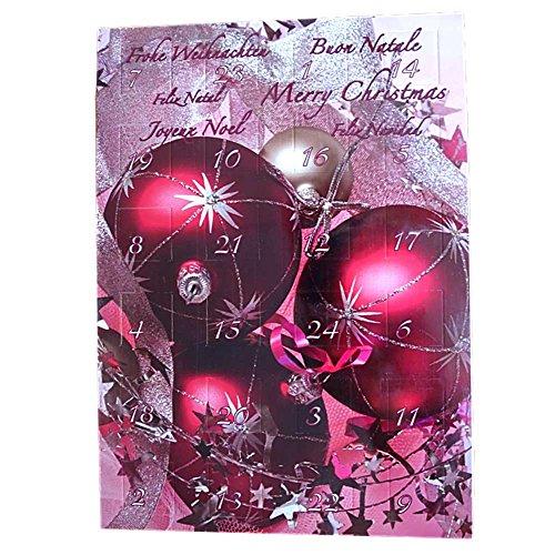 Geschenkbox Schmuck Adventskalender