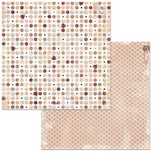Bo Bunny Gemustertes Papier