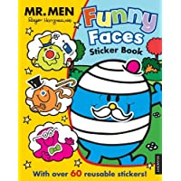 Mr Men Funny Faces (Funny Faces Sticker Book)