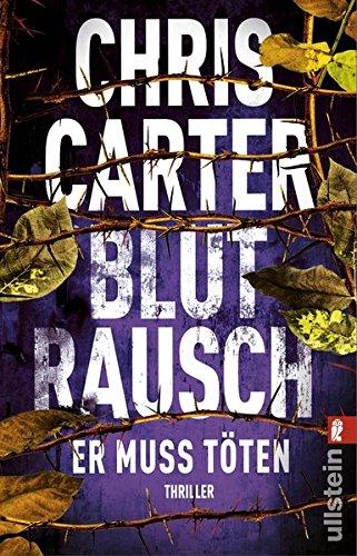 Buchcover Blutrausch - Er muss töten: Thriller (Ein Hunter-und-Garcia-Thriller, Band 9)