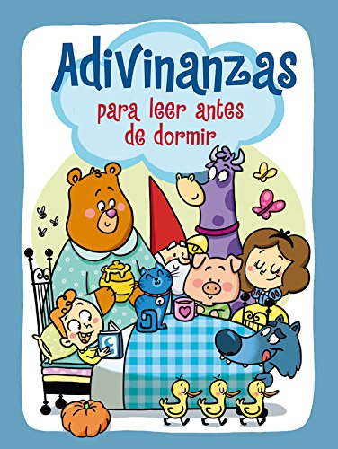 Adivinanzas para leer antes de dormir / Riddles for bedtime reading