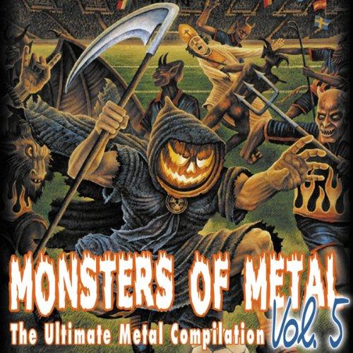 Monsters Of Metal Vol. 5