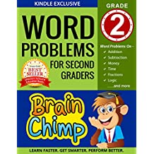 Word Problems For Second Graders:  Ages 7 – 8,  Grade 2 (English Edition)