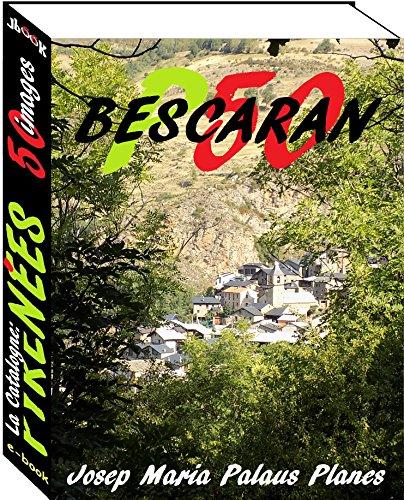 Couverture du livre La Catalogne: Pyrénées  [BESCARAN] (50 images)