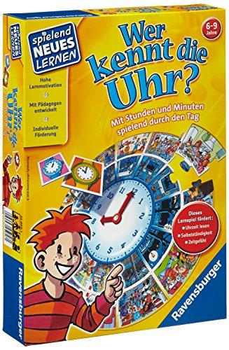 Preisvergleich Produktbild Ravensburger 25056 - Wer kennt die Uhr