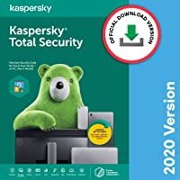 Kaspersky Total Security Latest Version- 1 User, 1 Year (Email Delivery in 2 hours- No CD)