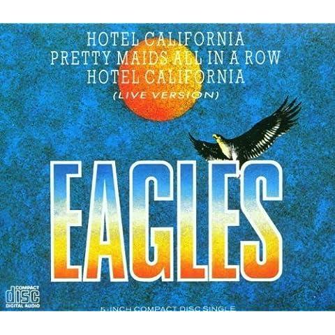 Eagles - Hotel California - WEA - 7559-66757-2, Elektra - 7559-66757-2, Asylum Records - 7559-66757-2 by The Eagles