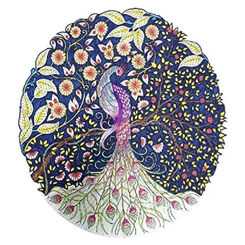 ESHOO 5D Bricolage Diamant Pleine Broderie Secret Jardin Peinture Croix Point Maison Décoration