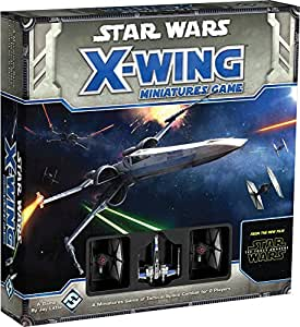 Star Wars X-Wing the Force Awakens Core Set