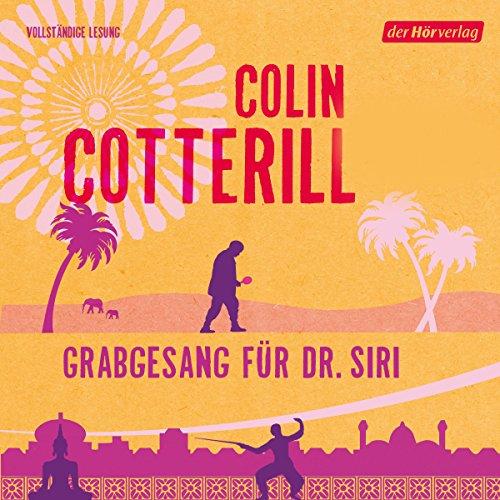 Buchseite und Rezensionen zu 'Grabgesang für Dr. Siri' von Colin Cotterill