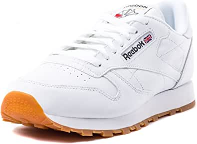 Reebok Cl Lthr, Low-Top Uomo