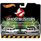 Hot Wheels Ghostbusters Ecto-1 And Ecto-1A Vehicle 2-pack