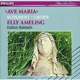 Schubert: An die Laute, D. 905 (Op.81/2)