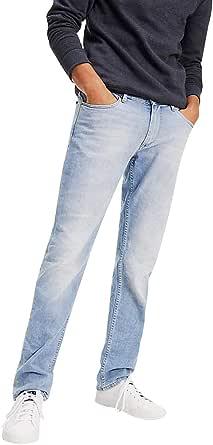 Tommy Jeans Men's Ryan Original Straight Leg Jeans