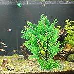 Homim Large Aquarium Simulation Water Plants Plastic Fish Tank Artificial Glass Decorations 6