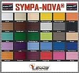 Friedola SYMPA-NOVA-Premium Meterware, 65 cm breit, Länge: 30 cm, Farbe: Sonnengelb, Polster-Matte