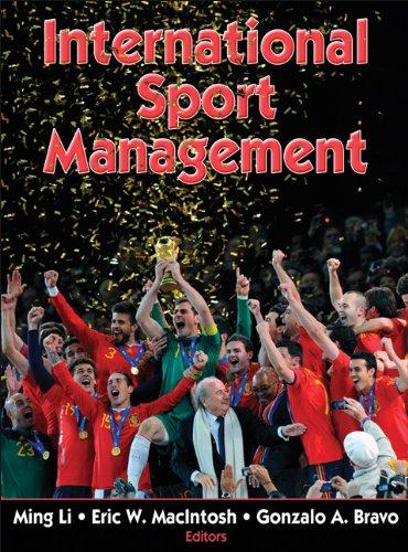 International Sport Management por Ming Li