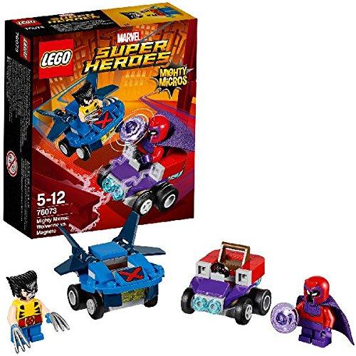 LEGO Super Heroes - Mighty Micros: Lobezno vs. Magneto (76073)