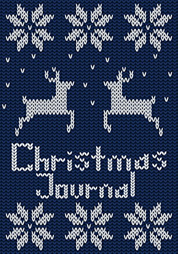 5 Year Christmas Memory Journal (Ugly Christmas Gift Ideas)(V7) (Stocking Stuffer Ideas, Band 7) (Stocking Stuffer Ideen Für Kinder)