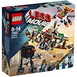 Lego Movie 70812 - Agguato Creativo V29, Include 4 Minifigure