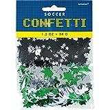 Amscan International Confetti Motif Football Championnat de Valeur...