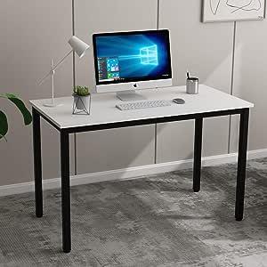 /à d/îner pliable pour Maison// Bureau Teck Ch/êne Couleur AC5BB-100 Need Bureau d/'Ordinateur Informatique pliante 100x60cm Table d/'/étude