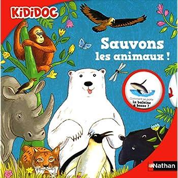 Sauvons les animaux - Livre animé Kididoc dès 5 ans (45)