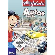 Willy Werkel - Autos bauen mit Willy Werkel  (PC+MAC)