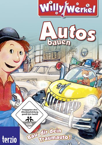 Willy Werkel – Autos bauen mit Willy Werkel  (PC+MAC)