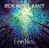 New Model Army - From Here [Vinyl LP]